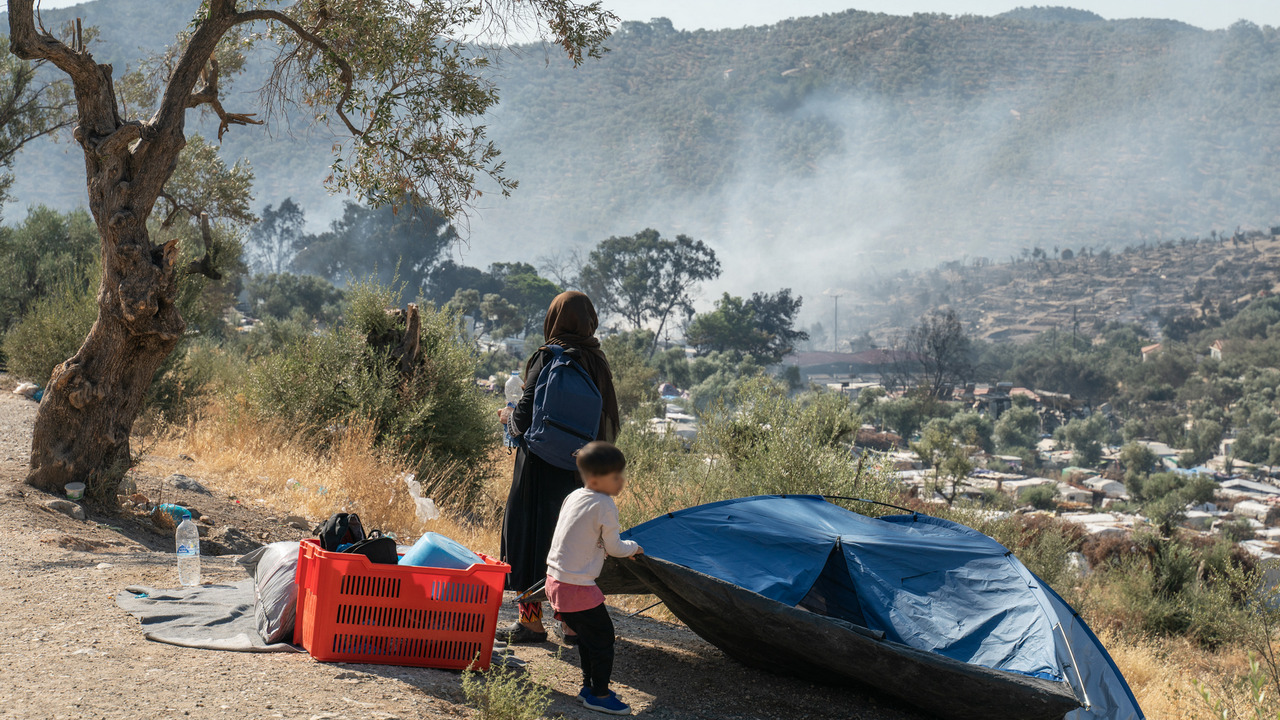 Fire in Moria Camp: Greece And Europe Must Take Responsibility And Act To Protect